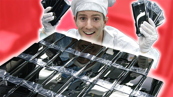 Akıllı telefon üretim OnePlus 6