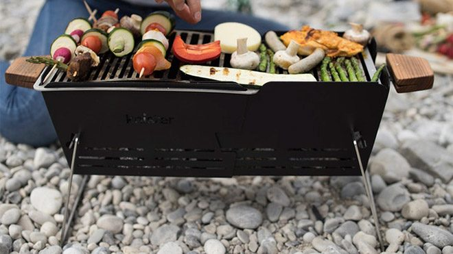 Knister Grill mangal