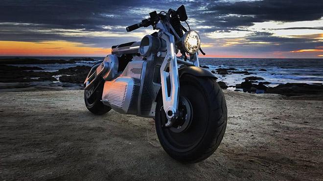 Curtiss Motorcycles Zeus
