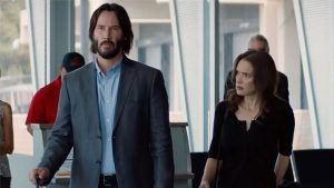 Keanu Reeves Destination Wedding