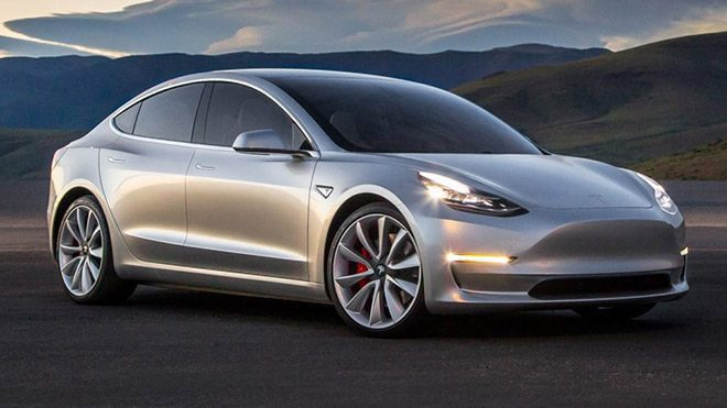 Tesla 2018 video