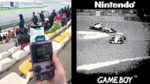 Formula 1 Game Boy