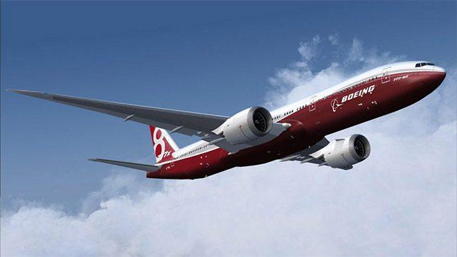 Boeing 77X