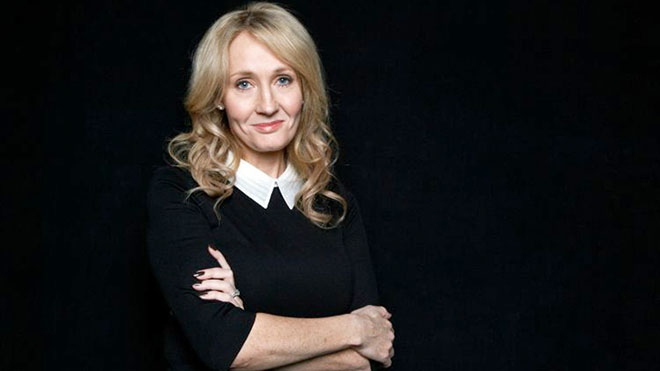 J.K. Rowling Harry Potter