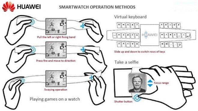 Huawei oyun akıllı saat