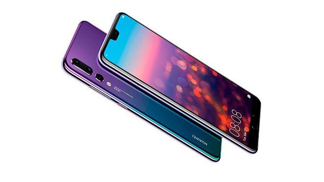 Huawei P20 ve Huawei P20 Pro