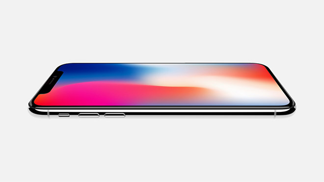 Apple akıllı telefon iphone x