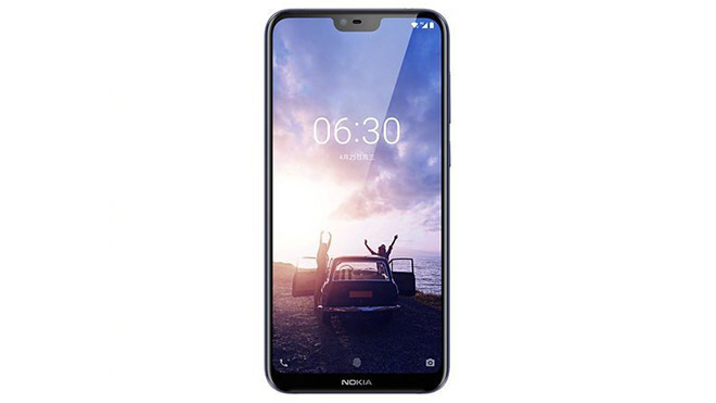 Nokia X6 / Nokia X
