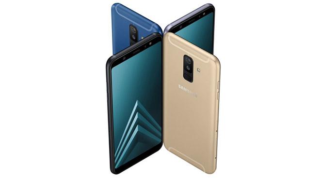 SamsungGalaxy J4 (2018) ve Galaxy J6 (2018)