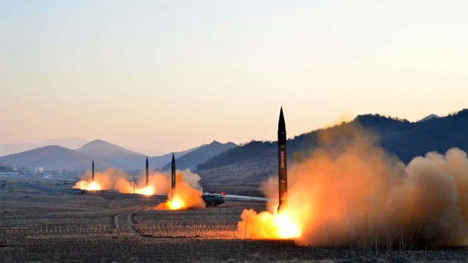 Kuzey Kore nükleer test