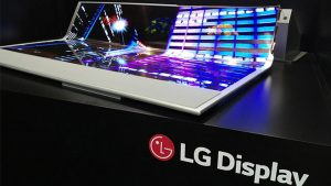 LG ekran