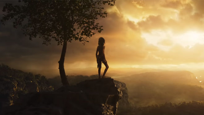 Andy Serkis Mowgli