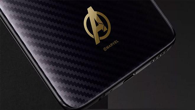 OnePlus 6 Avengers: Infinity War
