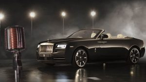 "Rolls-Royce Dawn ""Inspired by Music"""