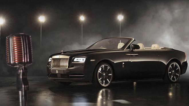 "Rolls-Royce Dawn ""Inspired by Music"""