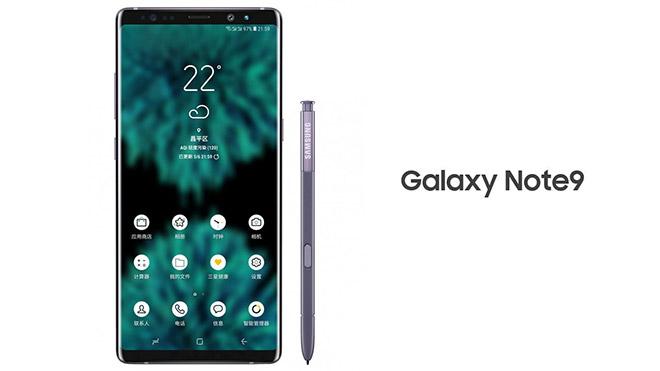 Samsung Galaxy Note 9 Galaxy S10