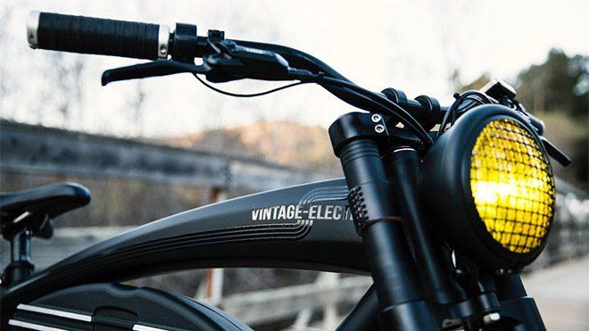 Vintage Electric Scrambler S