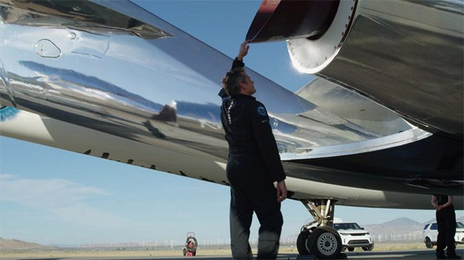 Virgin Galactic SpaceShipTwo VSS Unity