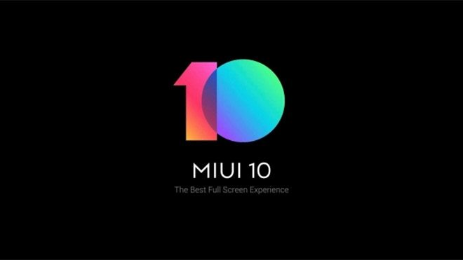 Xiaomi Mi VR Mi TV 4 MIUI 10