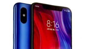 Xiaomi Mi 8 Mi 8 SE