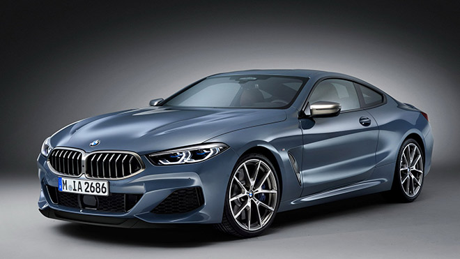 Now It S Turnaround Here Is The 2019 Bmw 8 Series And Its