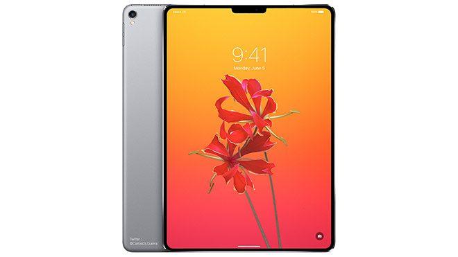 Apple iPad iOS 12