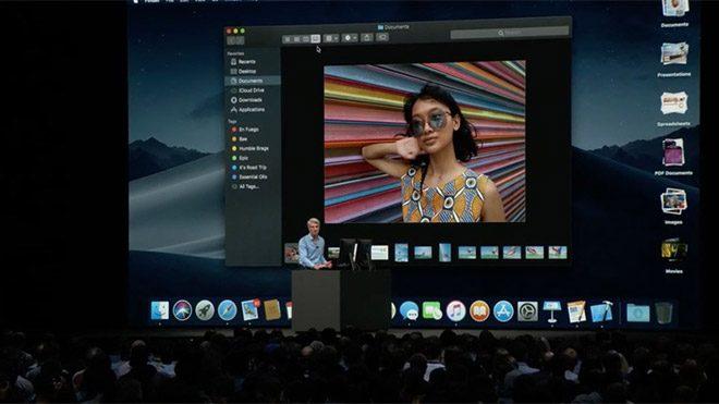 Apple macOS 10.14 Mojave