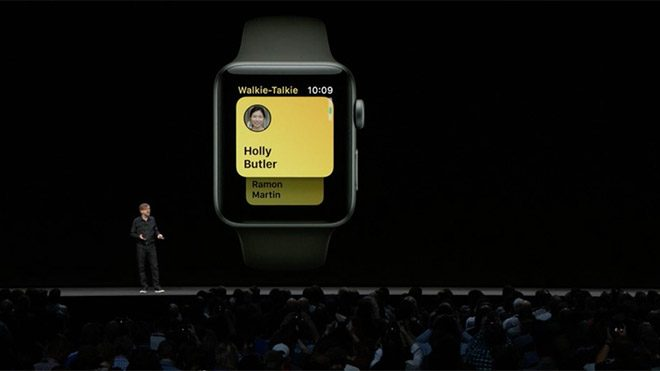 Apple Watch watchOS 5