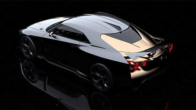 Nissan GT-R50