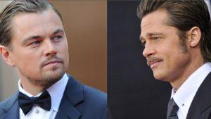 Leonardo DiCaprio Brad Pitt