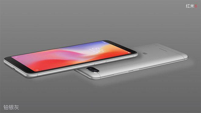 Xiaomi Redmi 6 ve Redmi 6A