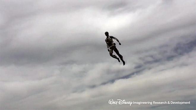Disney Research robot