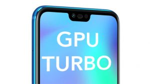 Honor GPU Turbo Honor Play