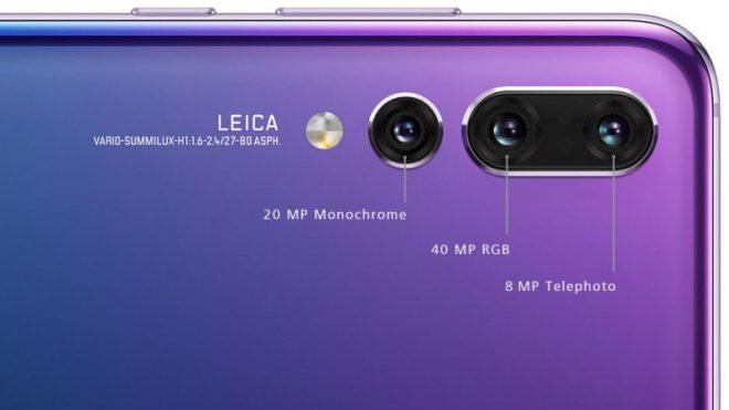Huawei P20 Pro Leica