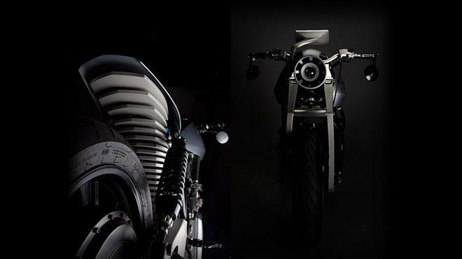Ethec elektrikli motosiklet