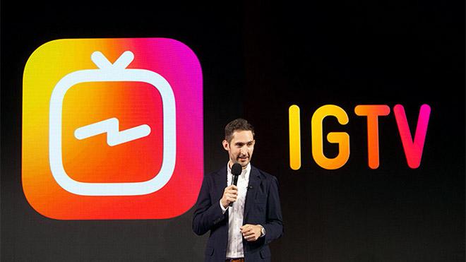 Instagram IGTV uygulama