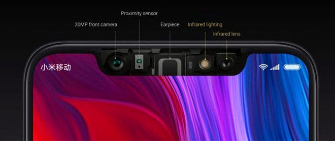 iPhone X Android üç boyutlu yüz tanıma