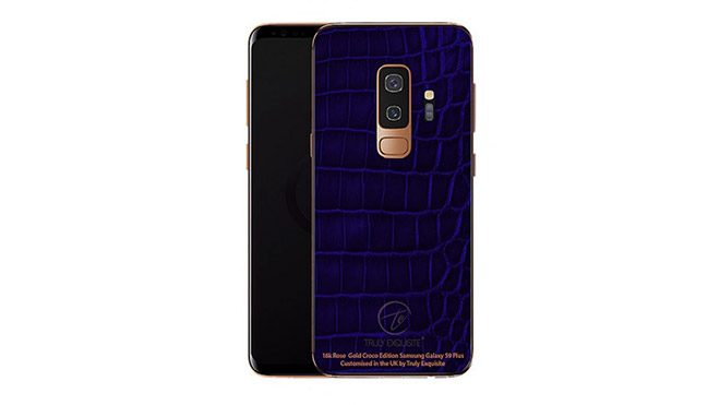 Samsung Galaxy S9 ve Galaxy S9+ Truly Exquisite