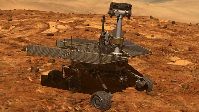 NASA Mars Opportunity