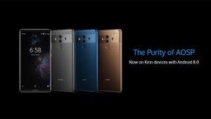 Huawei Honor OpenKirin