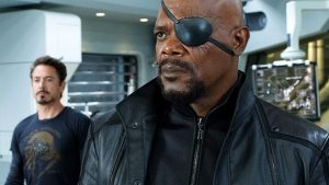 Avengers 4 Samuel L. Jackson
