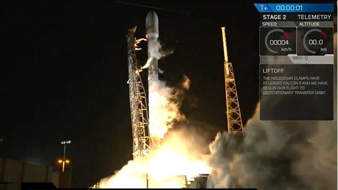 SpaceX Falcon 9 SES-12 görevi