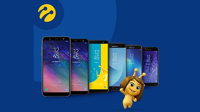 Turkcell Samsung