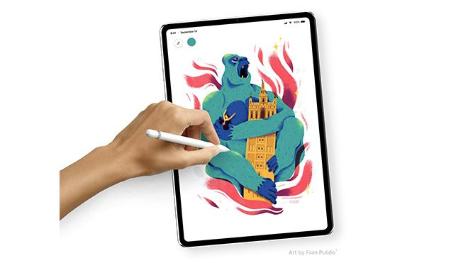 Apple iPad Pro Face ID
