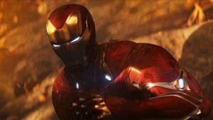 Avengers 4 Iron Man
