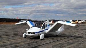 Terrafugia uçan otomobil