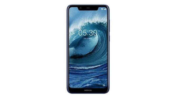 Nokia 5.1 Plus Nokia X6 Nokia X5