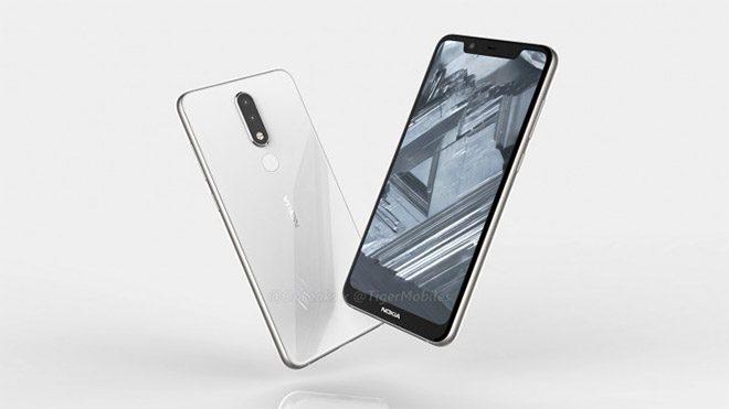 Nokia X5 Nokia 5.1 Plus