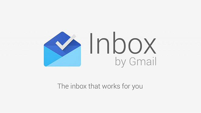 Google Inbox iPhone X