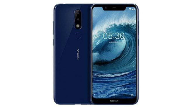 Nokia 5.1 Plus Nokia X5